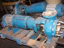 Worthington 5 Hp Centrifugal Pump 4 X 3 X 6 Model D1012 208 230460 Vac