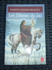 MARION-ZIMMER-BRADLEY-Les-Dames-du-lac-Le-livre-de-poche-1988