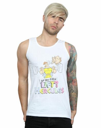 Disney Men/'s Hercules Do You Even Lift T-Shirt
