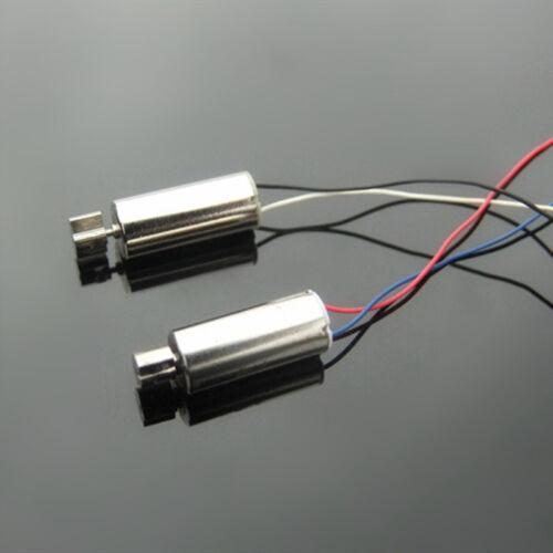 2PCS DC3V 4.5V 18000rpm 716 Mini 7*16mm Coreless Motor Vibrating for Toothbrush