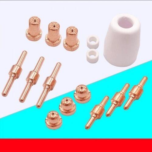 65Pcs PT31 LG40 Plasma Cutter Torch Electrode Tip Nozzle Consumable Accessory