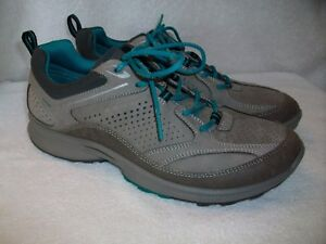 Details about New Women's ECCO Biom Ultra Quest Plus Trail Shoes Warm GreyFanfare Size 36M
