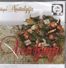 Klapa Nostalgija CD Veseljenje Radujte se narodi Tiha Noc Sretan Bozic Hrvatska