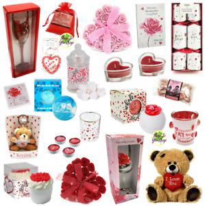 VALENTINES-DAY-GIFT-PRESENT-Her-Him-Wife-Partner-Love-Romantic-Valentine-039-s