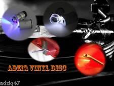 ♫ MICROSCOPE 60 X AVEC 2 LEDS CONTRÔLE DIAMANTS CELLULE PLATINES VINYLE DJ ♫