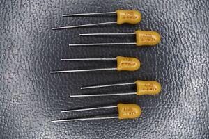 CAPACITOR TANTALUM 10uF 25V 10/% D-CASE SMD 20 PER LOT