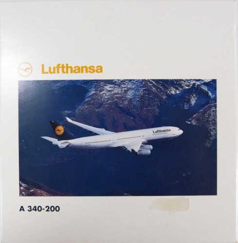 Airbus A340-200 Lufthansa Herpa 516518 1:500