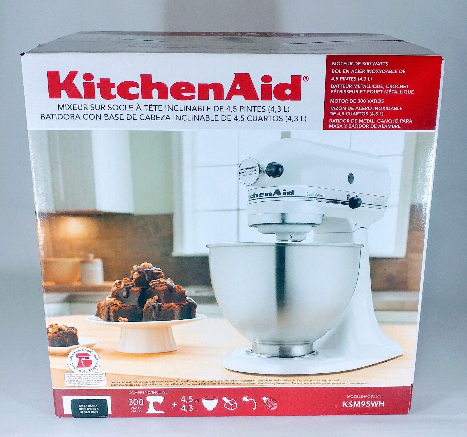 KitchenAid KSM95ER 300 Watts Stand Mixer | eBay