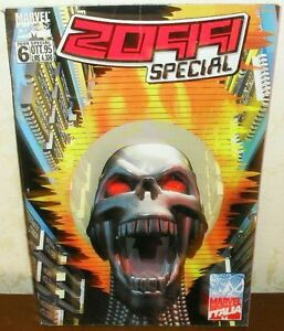 2099-Special-Albo-N-6-Fumetto-Marvel-Ottobre-1995-Ghost-2099
