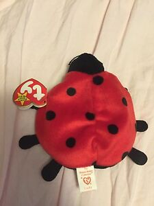 008566d11e0 Image is loading Lucky-Style-4040-Beanie-Baby-RARE-1995