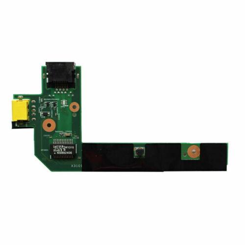 new For DC Lenovo ThinkPad  E520 E425 E420 E525 Sub Jack LAN Power Board04W2083