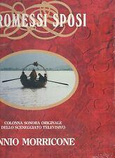 ENNIO MORRICONE disco LP 33 OST I Promessi sposi SEALED sigillato COLONNA SONORA
