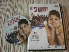 DVD SERIE DE TELEVISIÓN LOS SERRANO VOLUMÉN 8 CON ANTONIO RESINÉS HUMOR USADO