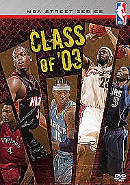 1 of 1 - NBA Street Series: Class Of '03 [DVD], Very Good DVD, ,