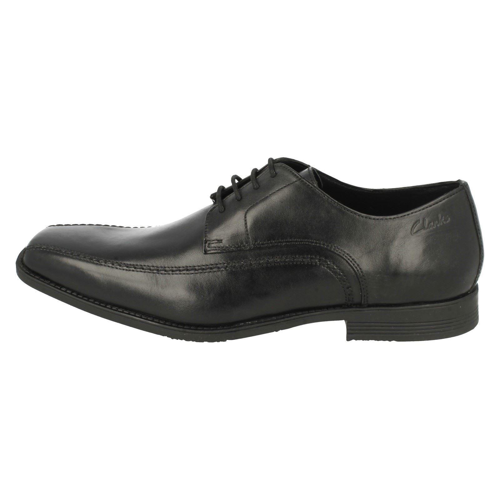 Herren Herren Herren Clarks G PASSFORM zum Schnüren Schuhe - Baker Spitze  bf4819