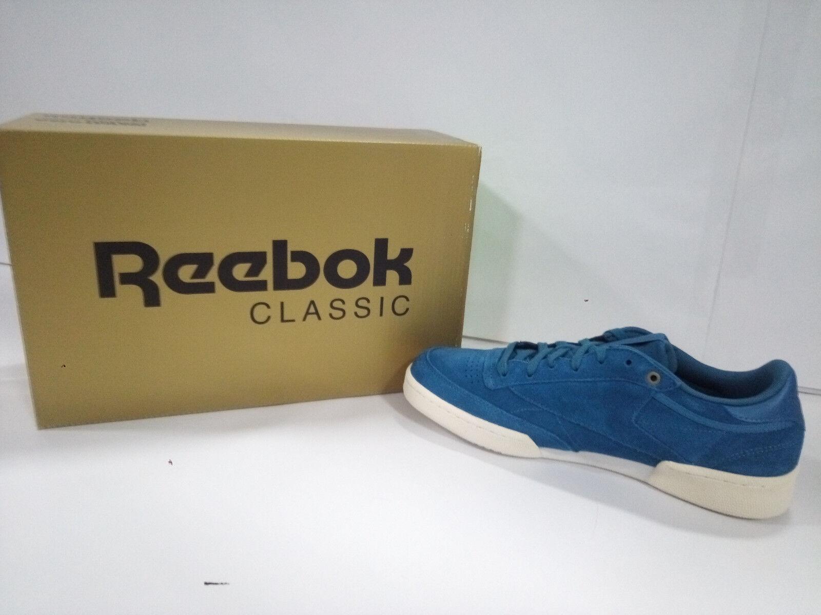 Reebok Uomo - Club C C C 85 - Avio - CM9295 618fbf