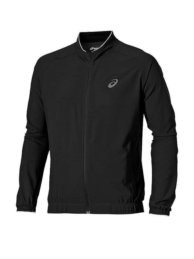 Asics Club Woven Jacket Running Laufjacke Wind. Wind. Wind. & Wasserabweisend 130240-0904 8d8a02