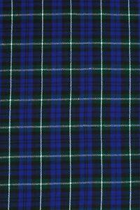 Acrylic Wool Men Scottish Kilt Clan Campbell Tartan