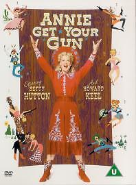 1 of 1 - Annie Get Your Gun (DVD, 2002)