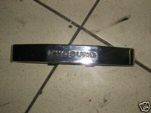 CARENATURA-Forcone-HYOSUNG-GT-125