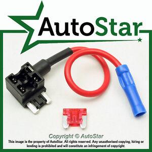 Add-A-Circuit-Fuse-Tap-Piggy-Back-MICRO-Fuse-Holder-APS-ATT-mini-LOW-PROFILE-12v
