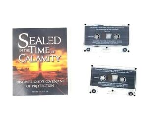 Perry-Stone-Jr-Sealed-In-The-Time-Of-Calamity-2-Audio-Cassette-Tapes-Religious