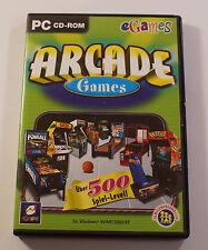 Arcade Games (PC, 2003, DVD-Box)