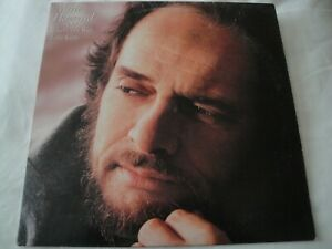 MERLE HAGGARD THAT'S THE WAY LOVE GOES VINYL LP ALBUM 1983 EPIC RECORDS VG++