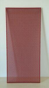 USM Haller Tablar perforiert 750 x 350 schwarz RAL 9011