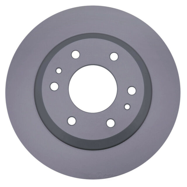 Disc Brake Rotor-Coated Front ACDelco Advantage 18A1119AC