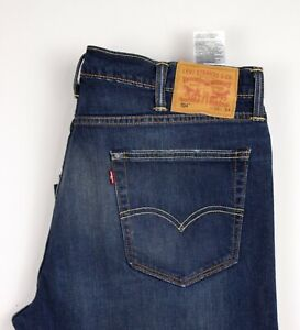Levi's Strauss & Co Herren 504 Slim Jeans Stretch Größe W38 L26 ATZ469