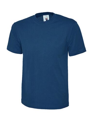 Men/'s T-Shirt Size 4XL 100/% Cotton Top NEW XXXXL Plus Premium Plain All Colours
