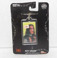 1999 Racing Champions Wcw/nwo wolfpack Sting  Key Chain Wwf Wwe {3294}