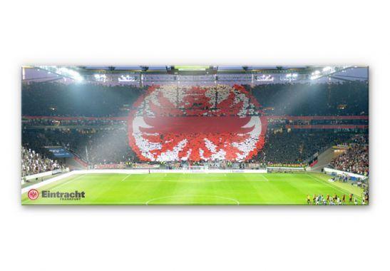 AcrylGlas WandBild Fußball Bundesliga Eintracht Eintracht Eintracht Frankfurt Arena Fan Panorama f3798a