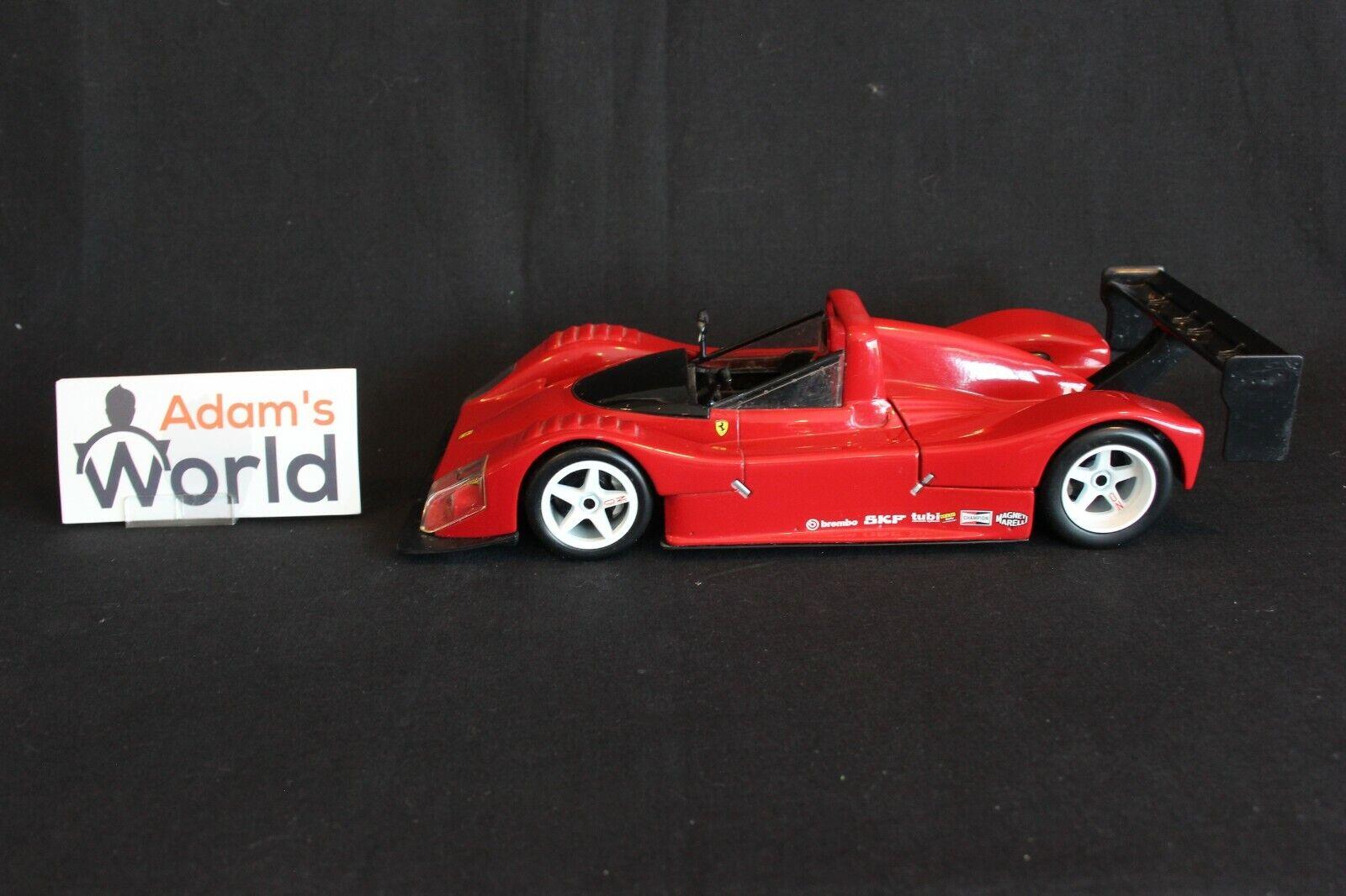 tienda Hot Wheels Elite Ferrari 333 SP 1998 1 18 18 18 rojo (PJBB)  marca famosa