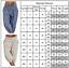 US Women Harem Trousers Yoga Gypsy Baggy Wide Leg Boho Hippy Loose Palazzo Pants