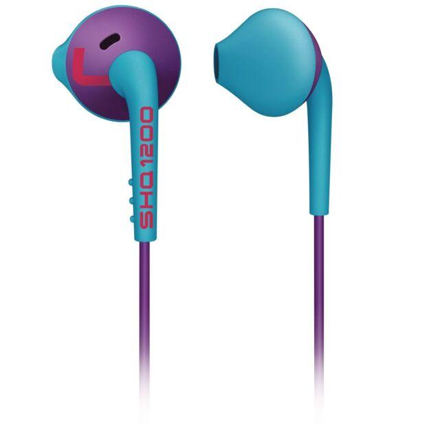 Philips SHQ1200PP ActionFit Sports in ear headphones ActionFit SHQ1200 Purple
