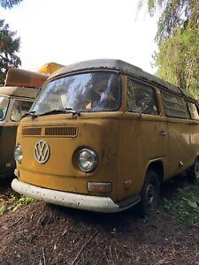 1972 Volkswagen Van Westfalia