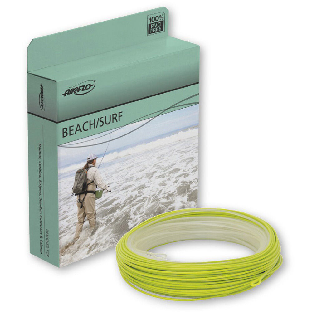 Airflo NEW Surf Sinking PowercGoldt Fast Sinking Fly Fishing Line - Free Delivery