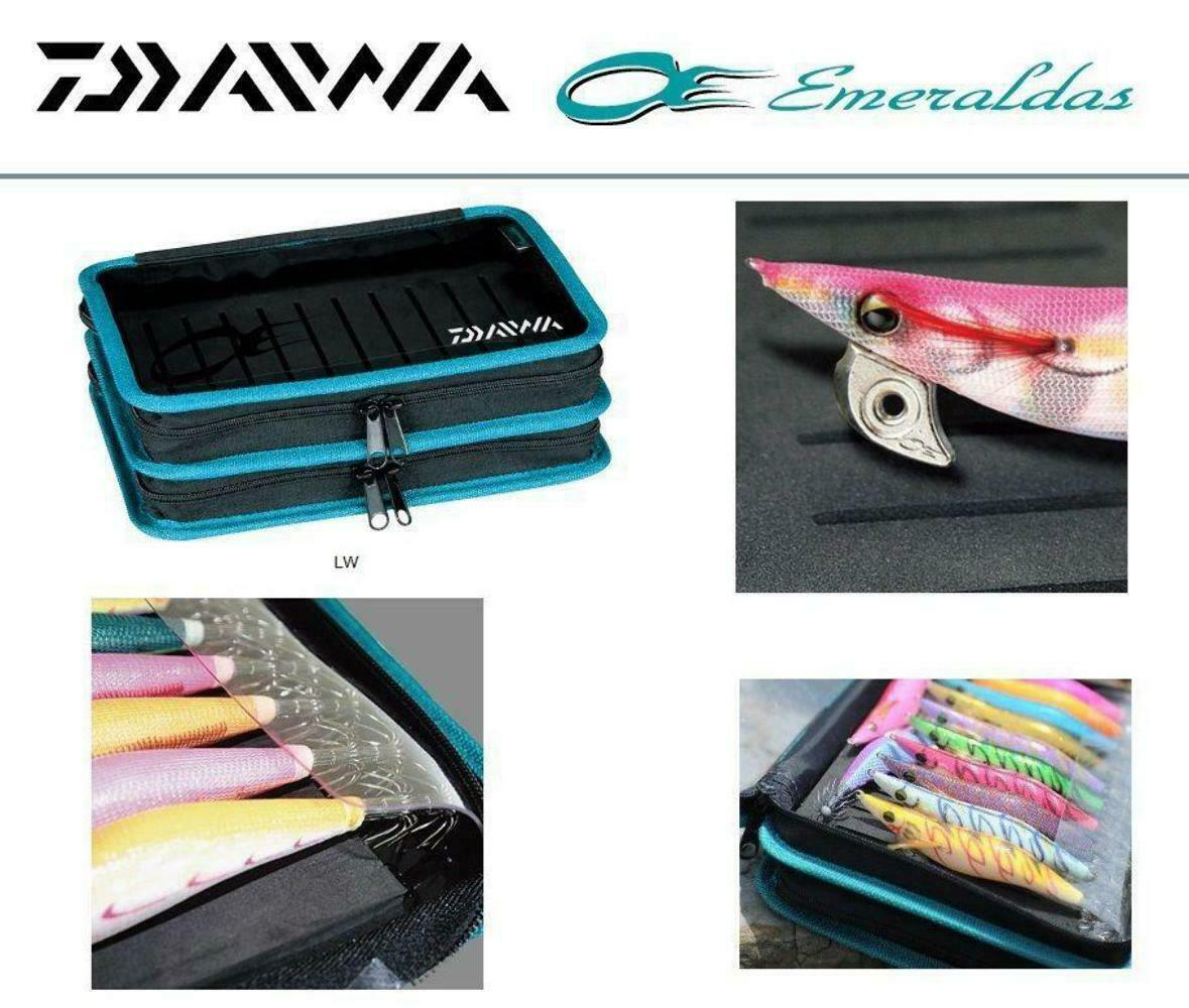 DAIWA Emeraldas Egi Holder Squid Jig case Type B size LW