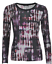 APANAGE-EMBELLISHED-TIE-DYE-PRINT-LONG-SLEEVE-T-SHIRT-CURRENT-STYLE thumbnail 1