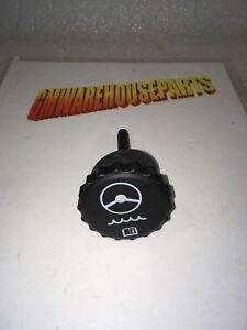 GM OEM Power Steering Pump-Reservoir Tank Cap 26095194