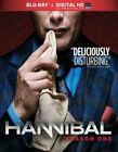 Hannibal Season 1 0031398172215 Blu-ray Region a