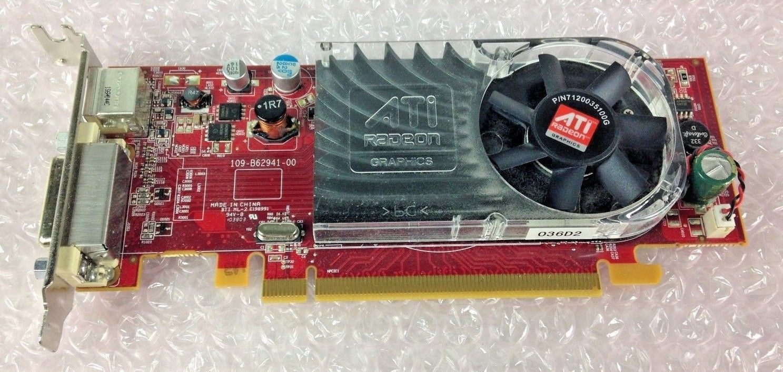 Dell CN-0Y103D ATI Radeon HD3450 PCI-E DMS-59 256MB Video Graphics Card