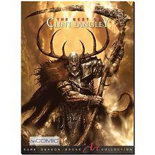 The Best of Clint Langley ARTBOOK Fantasy Sci Fi Technik SLAINE vs. CONAN NEW