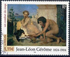 Stamp / Timbre France Oblitere N° 3660 Tableau Art / Jean Leon Gerome
