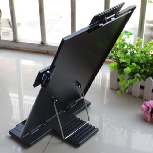 Adjustable Document Book Stand Holder Reading Rack Bookstand Stationery