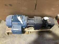 Seepex Bn 10 12 3hp Ci Progressive Cavity Pump 1170960rpm 208 230460380v