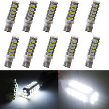 10X T10 Cool White Car 68-smd Backup Reverse LED Light Bulb 921 912 906 168 W5W