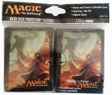 80 ultra pro mtg sleeves Fate Reforged v1-Sarkhan Vol Magic tarjetas fundas